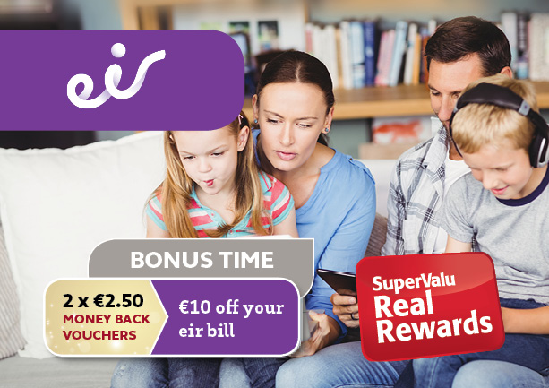 SuperValu EIR Offer