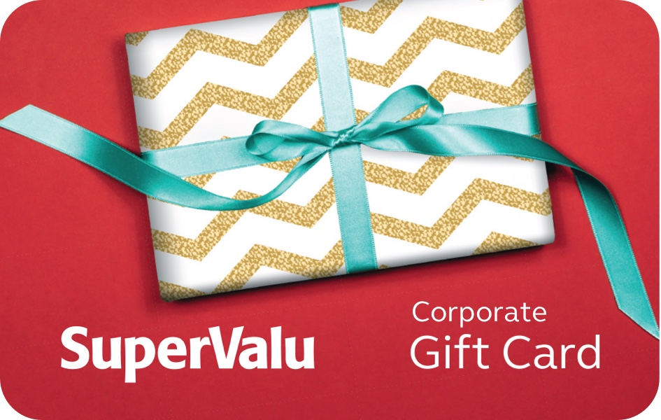 SuperValu Corporate Gift Card