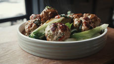SuperValu KevinDundon TurkeyMeatballs Recipe