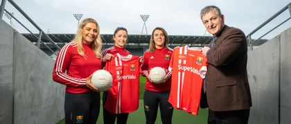 SuperValu Get Behind Cork Ladies