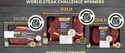 SuperValu World Steak Challenge Winners