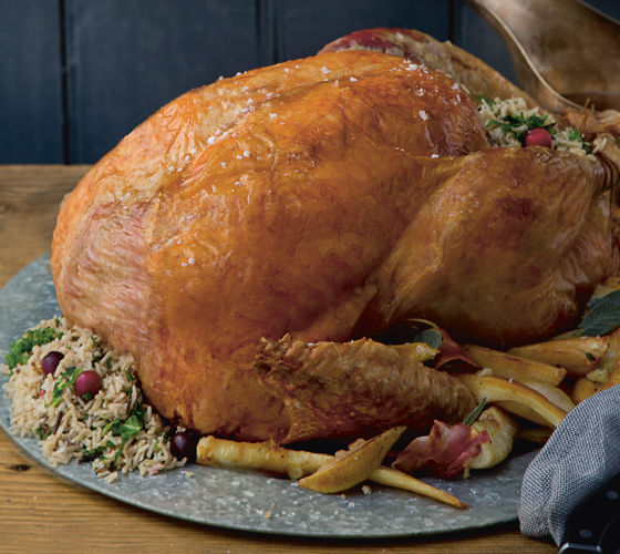SuperValu Kevin Dundon Christmas Turkey with Stuffing